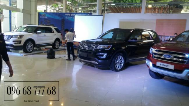 Ngày hội SUV tại Sài Gòn Ford - Ford Cao Thắng 3