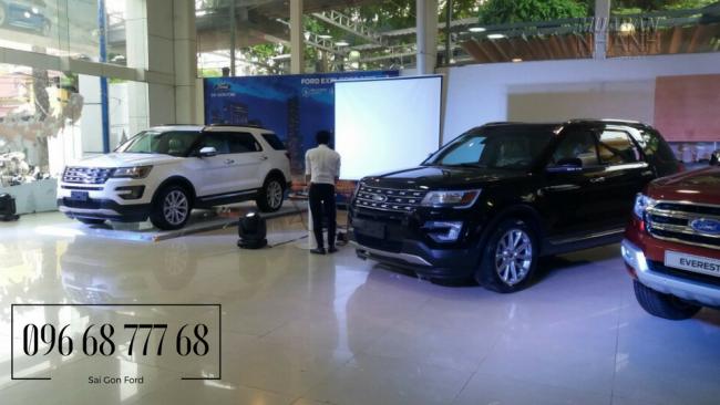 Ngày hội SUV tại Sài Gòn Ford - Ford Cao Thắng 4