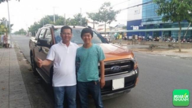 Sài Gòn Ford chi nhánh Ford Cao Thắng và khách hàng 2