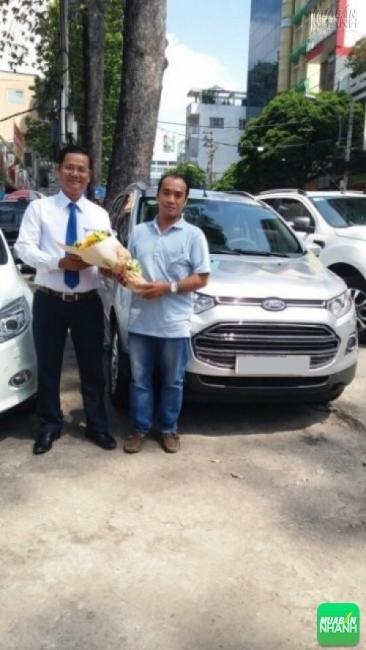 Sài Gòn Ford chi nhánh Ford Cao Thắng và khách hàng 3