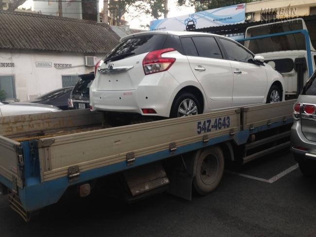 Vận chuyển xe đến địa chỉ nhà của khách hàng - hỗ trợ từ Toyota An Thành Fukushima