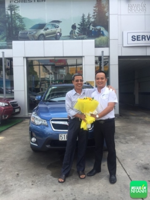 Khách hàng đánh giá Subaru Việt Nam 3