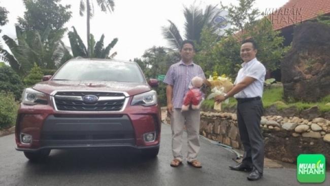 Khách hàng đánh giá Subaru Việt Nam 4
