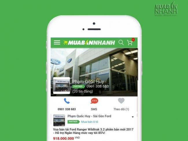 mạng xã hội mua bán nhanh