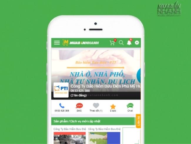Công ty Bảo Hiểm Bưu Điện Phú Mỹ Hưng – đối tác đồng hành cùng Mạng Xã Hội MuaBanNhanh