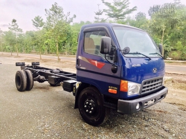 Xe Hyundai HD120s 8 tấn Đô Thành