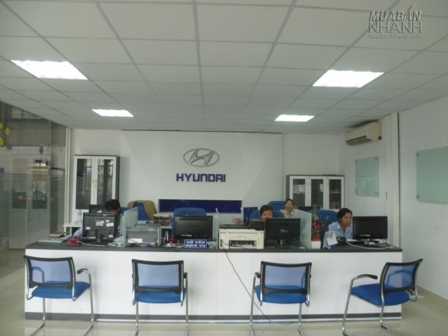 Phòng giao dịch khách hàng tại Đại lý Hyudai Đô Thành