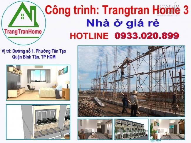 Về công trình nhà ở Trang Trần Home 3