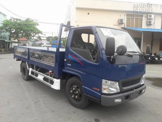 Hyundai IZ49 thùng lững