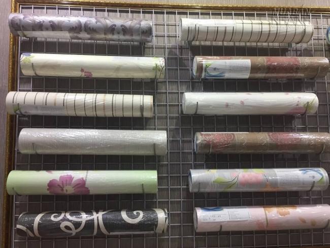 Thành phẩm vải dán tường sợi thủy tinh dành cho bán lẻ